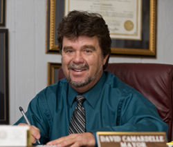 Mayor: David Camardelle