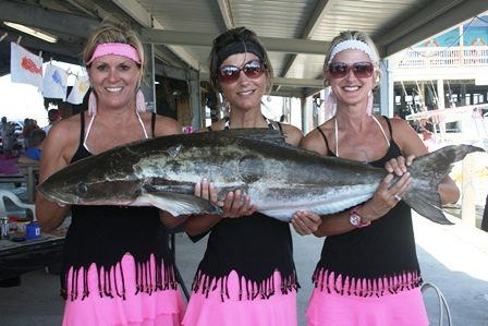 Grand Isle Ladies Fishing Rodeo