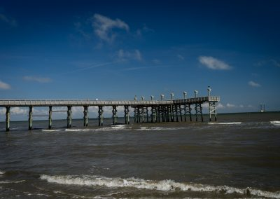 Grand Isle State Park Fishing Pier
