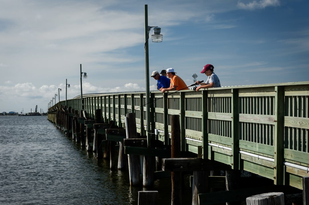 Grand Isle Fishing Pier