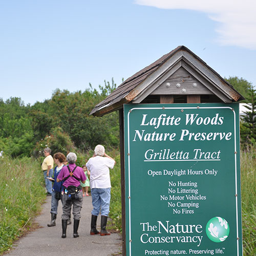 Lafitte Woods Nature Preserve