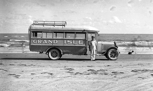 Beach Bus, Fonville Winans