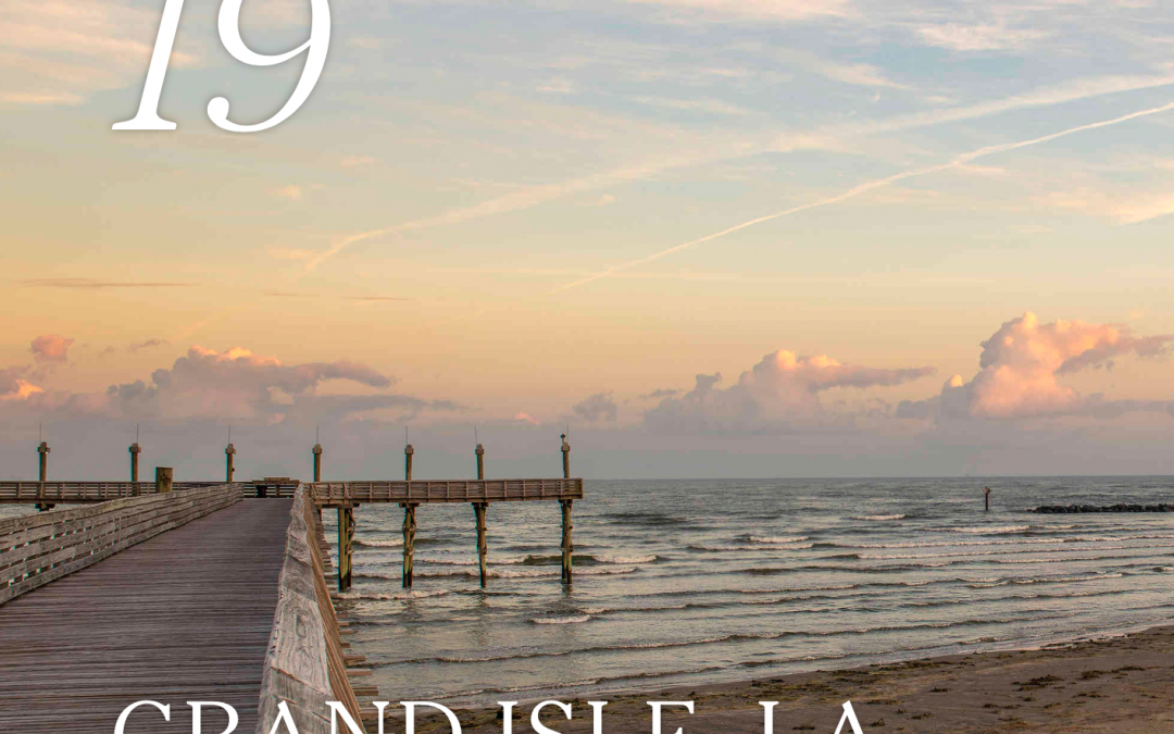 Grand Isle makes the New York Times' 2020 list of places to go